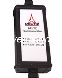 Heavy Duty Truck Diagnostic Tool DEUTZ DECOM Fully Service All DEUTZ Machines